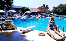 Foto Hotel Palm Beach in Kos stad ( Kos)